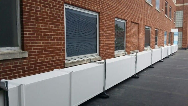 outdoor ducts
